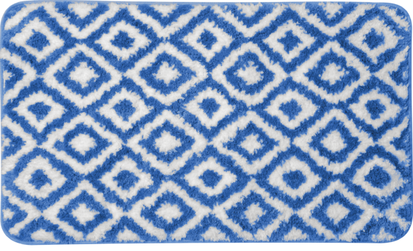 LM TX 59005 MICROFIBER JACQUARD BATH MAT Blue path copy 1