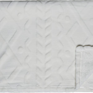 Embossed Flannel Blanket