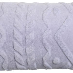 Embossed Flannel Cushion